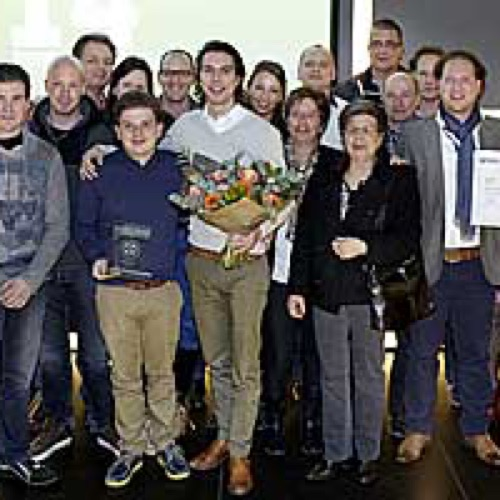 tijdens het qumedia event in de jaarbeurs te utrecht op maandag 3 februari is st pieter in tilburg uitgeroepen tot badkamerdetaillist van het jaar