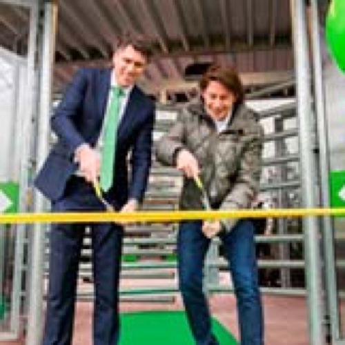 Praxis Tuin Heerlen.Opening Praxis Tuincentrum