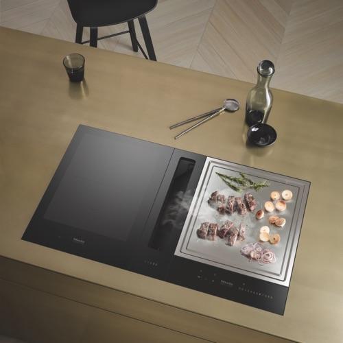 Smartline werkbladafzuiging - Tape geleid keuken ...